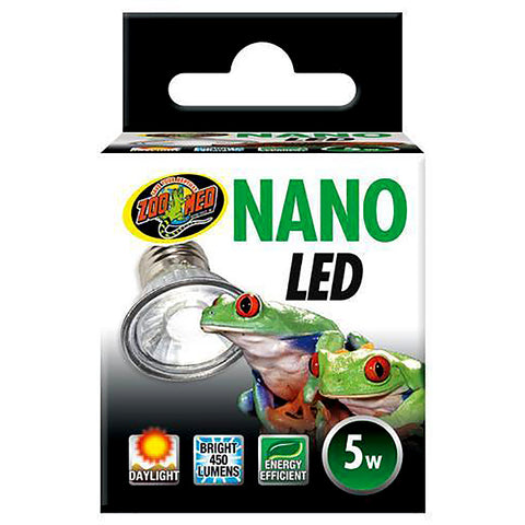 Nano LED Lamp Reptile Light Emitter 5 Watt