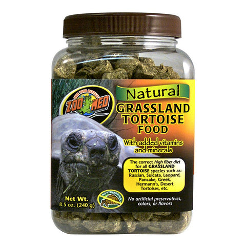 Natural Grassland Tortoise Complete & Balanced Food Nuggets
