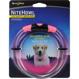 NiteHowl LED Safety Necklace Universal Size Pink