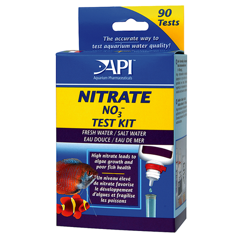 Nitrate ( NO3 ) Freshwater & Saltwater Test Kit
