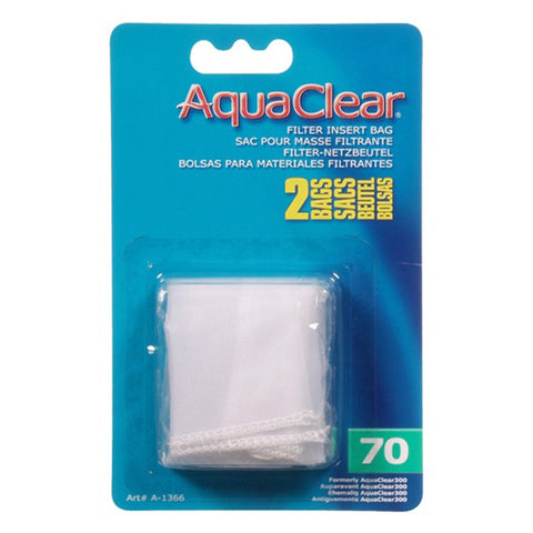 Nylon Filter Media Insert Bag for AquaClear 70 Power Filter