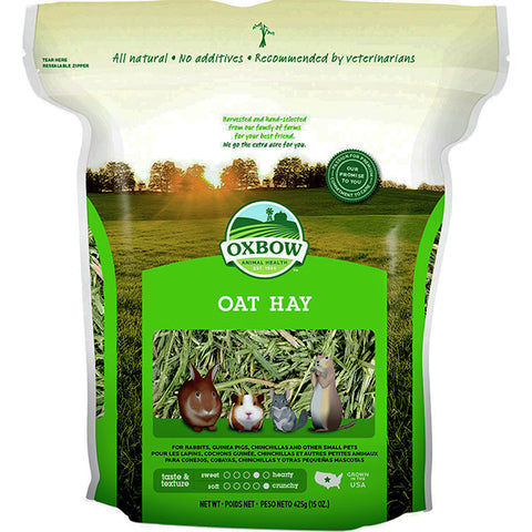 Oat Hay Small Animal Food