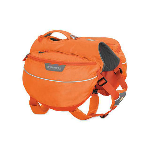 Approach Pack Full Day Hiking Dog Backpack Orange