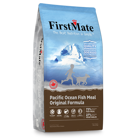 Pacific Ocean Fish Meal Original Formula Limited Ingredient Diet Grain-Free Dry Dog Food