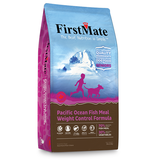 Pacific Ocean Fish Meal Formula Limited Ingredient Diet Grain-Free Weight Control Senior Dry Dog Food