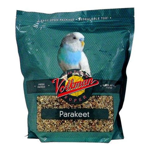 Avian Science Super Parakeet Bird Food