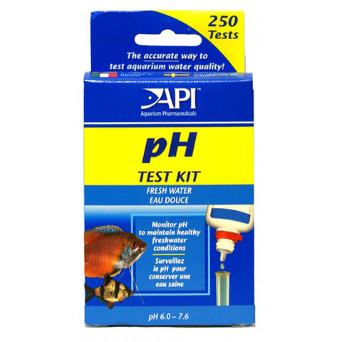 Freshwater pH Aquarium Test Kit