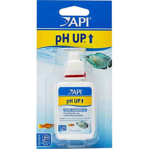 pH Up Alkalinity Increasing Aquarium Solution