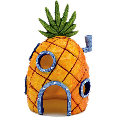 Spongebob Squarepants Pineapple Home Resin Aquarium Decoration