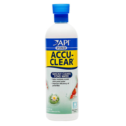 Pond Accu-Clear Liquid Water Solution