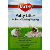 Potty Litter Hypoallergenic Clay Small Animal Clay Litter