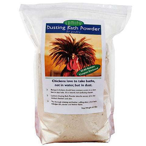 Poultry Dusting Bath Powder