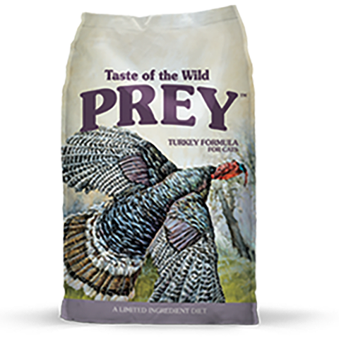Prey Turkey Limited Ingredient Formula Grain-Free Dry Cat Food