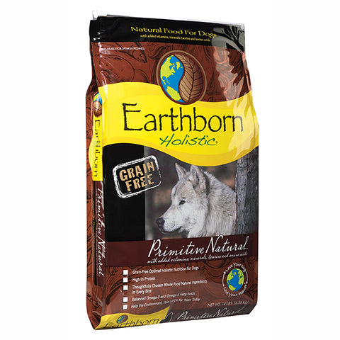 Primitive Natural Grain-Free Dry Dog Food