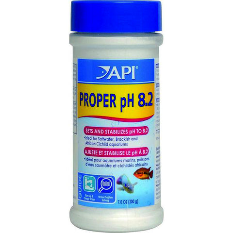 Proper pH 8.2 Aquarium Water pH Stabilizer