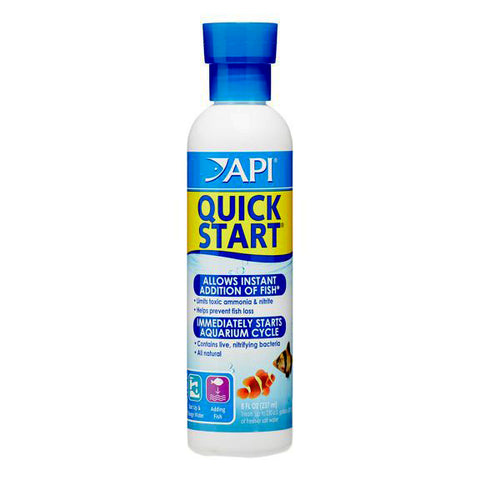 Quick Start Aquarium Water Conditioner Solution