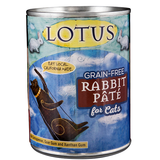 Rabbit & Vegetable Pate Grain-Free Wet Canned Cat Food