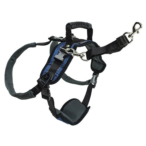 Solvit CareLift Rear Lifting Support Harness for Dogs Black