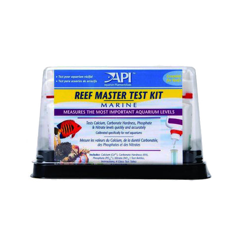 Reef Aquarium Master Test Kit