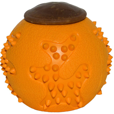 RubberTuff Treat Ball Dog Chew & Toy