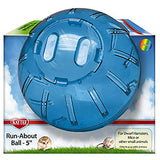 Run-About Ball Small Animal Exercise Toy Rainbow