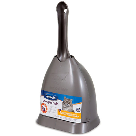 Scoop 'N' Hide Cat Litter Scoop