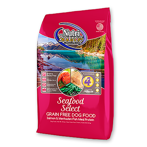 Seafood Select Salmon Formula Grain-Free Dry Dog Food