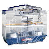 Nylon Mesh Bird Seed Catcher with Elastic Band