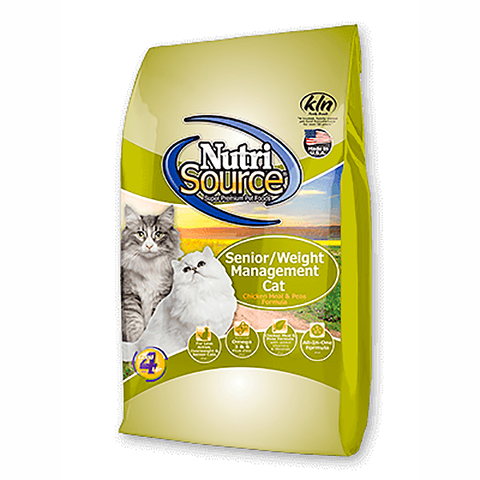 Senior & Weight Management Formula Dry Cat Food