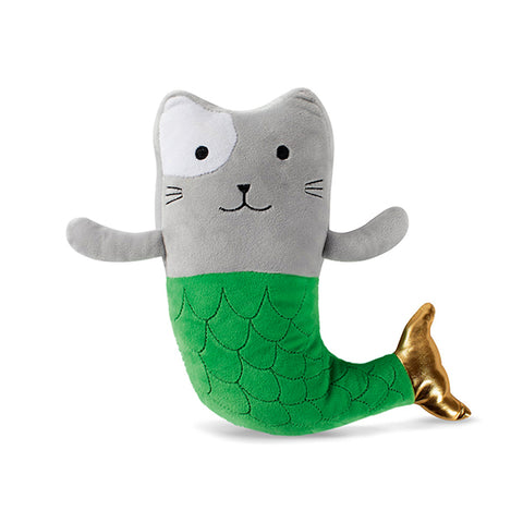 PetShop Shelley the Mercat Squeaky Plush Dog Toy