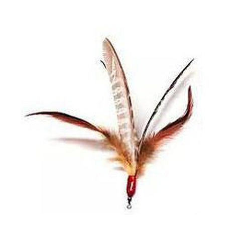 Da Bird Original Feather Wand Toy Refill