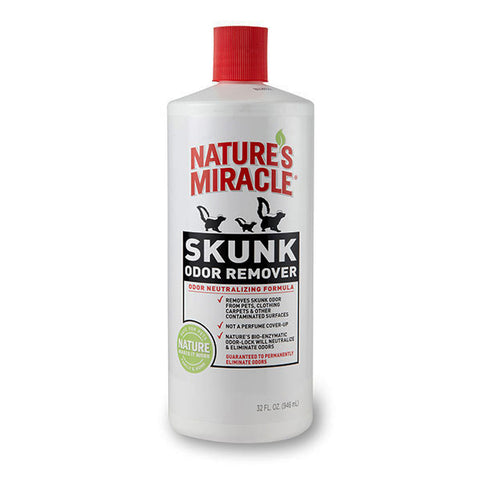 Skunk Odor Removing Liquid