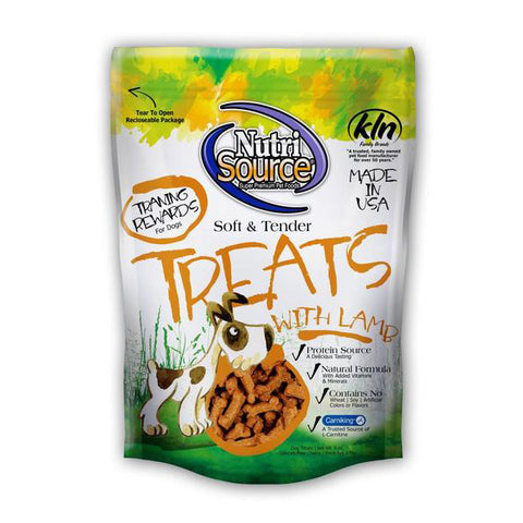Soft & Tender Lamb Dog Treats
