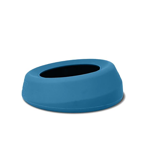 Splash-Free Wander Dog Travel Bowl