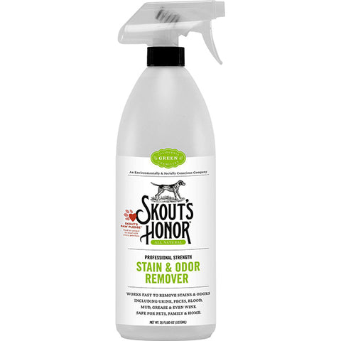 Stain & Odor Remover Dog Eco-Friendly Biodegradable Molecular Spray Solution