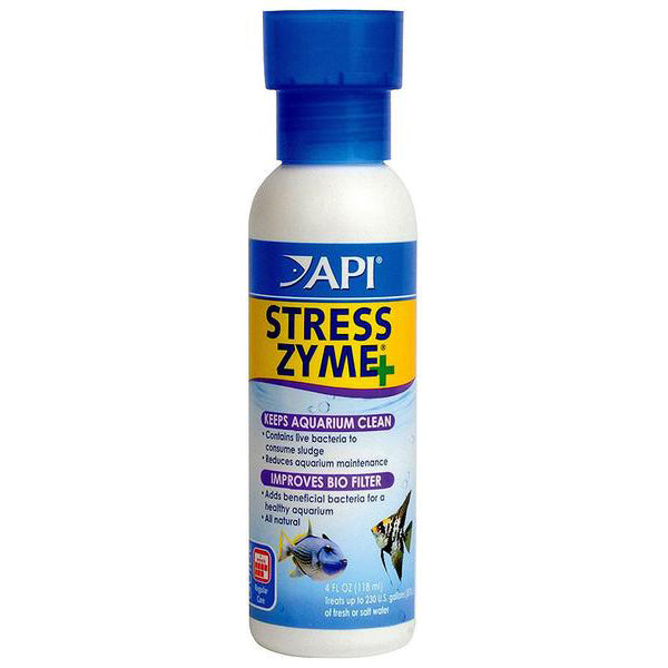 Stress Zyme Live Biological Filtration Booster Water Conditioner