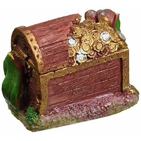 Treasure Chest Aquarium Decoration