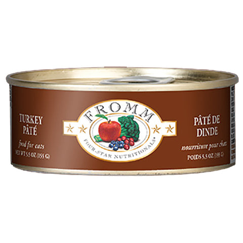 Turkey Pate Wet Canned Cat Food