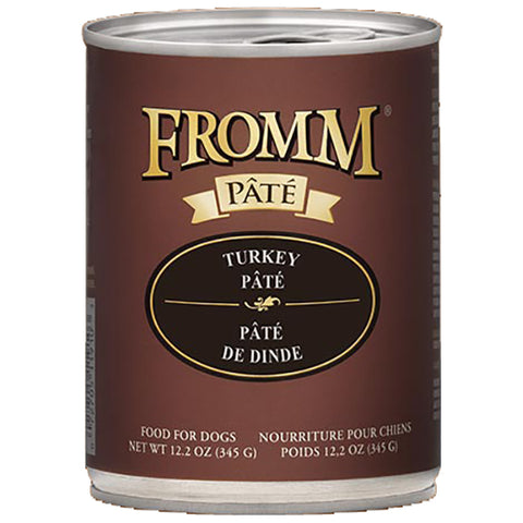 Turkey Pate Wet Canned Dog Food