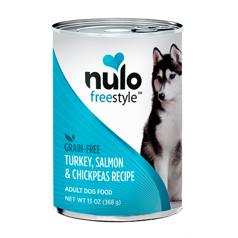 FreeStyle Turkey, Salmon & Chickpeas Recipe Grain-Free Wet Canned Dog Food
