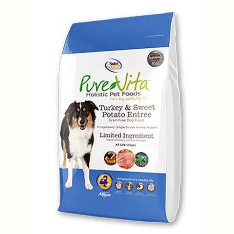 Turkey & Sweet Potatoes Entree Grain-Free Dry Dog Food