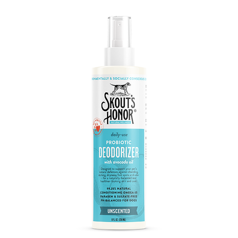Probiotic Unscented Pet Deodorizer