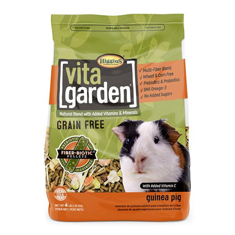 Vita Garden Guinea Pig Blend Grain-Free Small Animal Food
