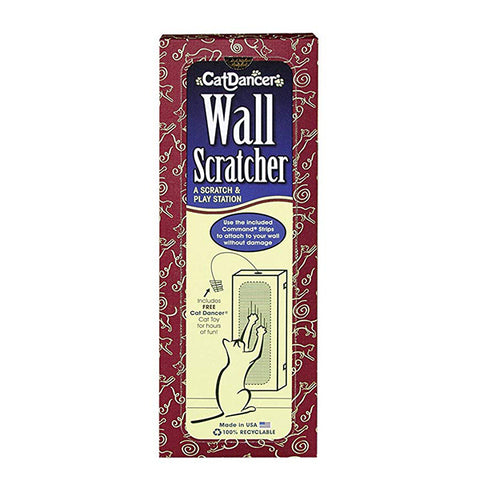 Cat Dancer Wall Scratcher Cat Toy