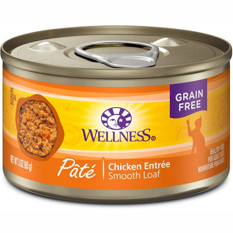 Complete Health Natural Grain-Free Chicken Pate Wet Canned Cat Food