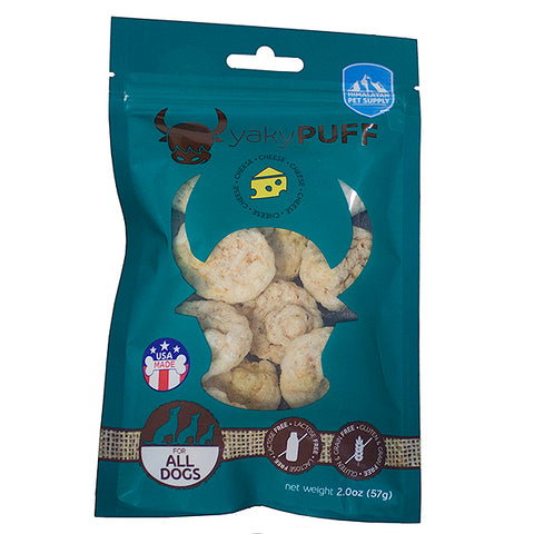 Yaky Puff Himalayan Cheese Grain-Free Dog Chew Treats
