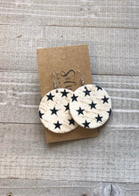Black Star Cork Circles