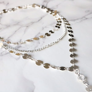 Sahara Lariat - Moondrop Jewelry