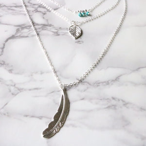 Festival Necklace - Moondrop Jewelry