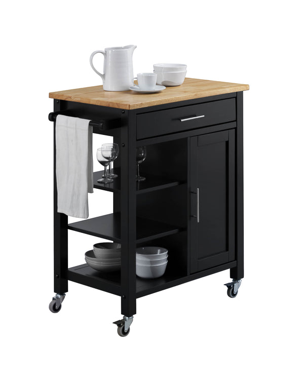 Urban Kitchen Cart
